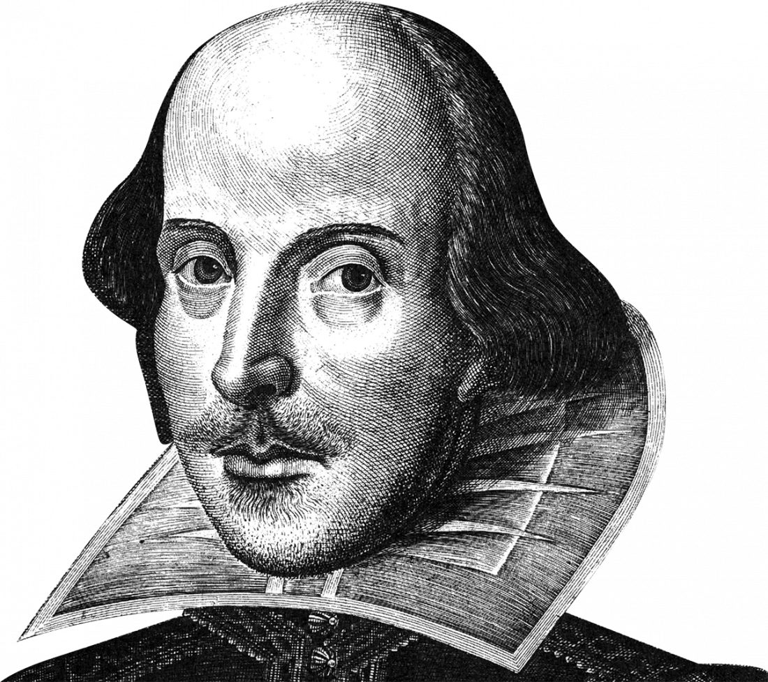 William Shakespeare (1564-1616), English poet and playwright