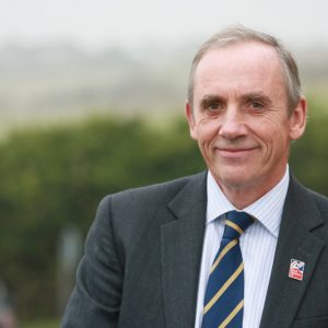 Nick Caplin, CEO, Blind Veterans UK