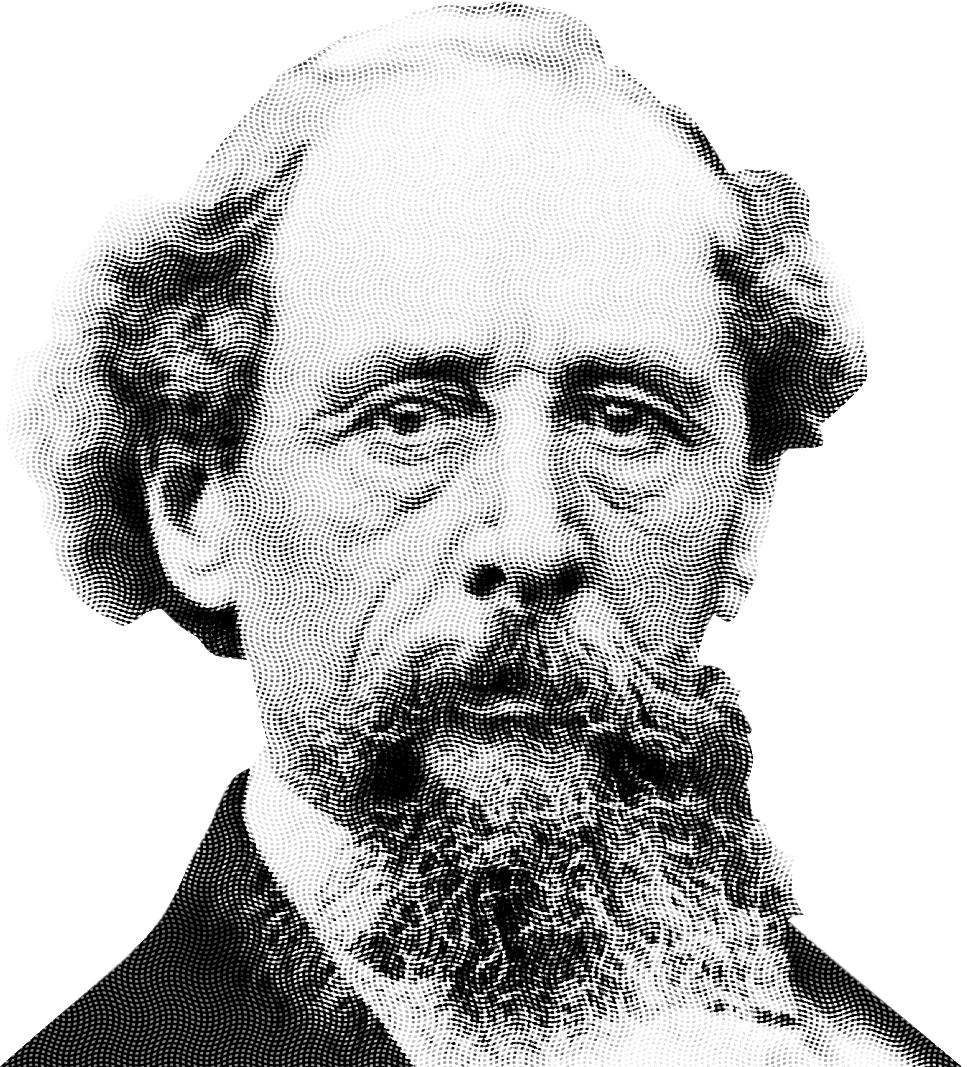 Charles Dickens (1812-1870), English novelist & social reformer