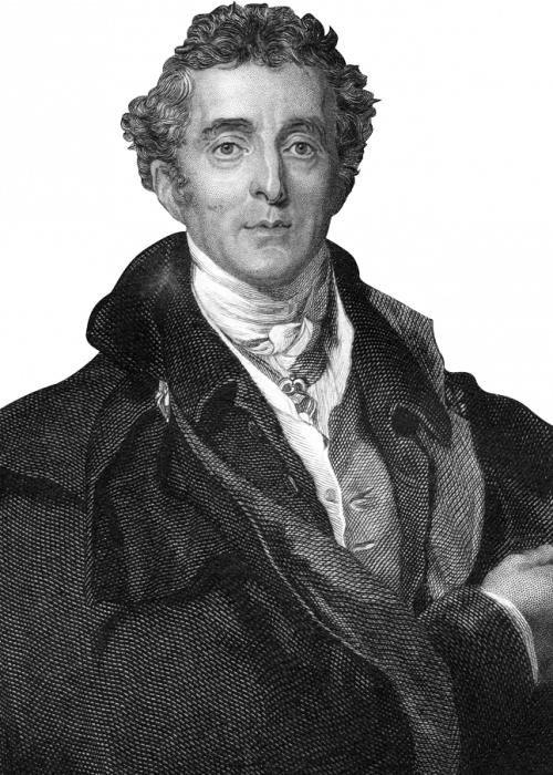 Arthur Wellesley (1769-1852), 1st Duke of Wellington