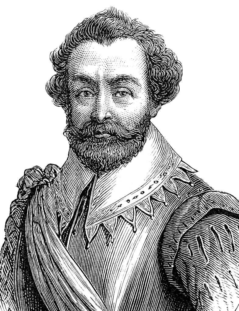 Sir Francis Drake (1540-1596), Elizabethan sailor and navigator and the first Englishman to circumnavigate the globe